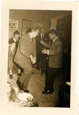 NICHOLAS BROTHERS (ca. 1955-60s) Collection of 10 photos