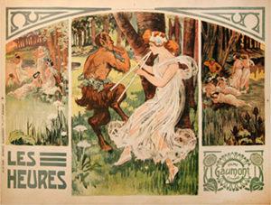 WalterFilm: Original Vintage Movie Poster: Les Heures