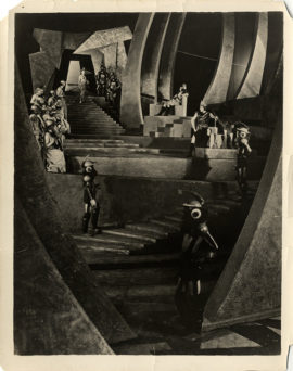 AELITA: REVOLT OF THE ROBOTS (1924; 1st U.S. release, 1929)