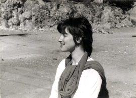 CHANTAL AKERMAN PORTRAIT (ca 1975)