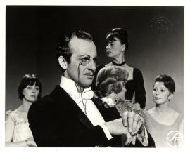 ALL THESE WOMEN [FOR ATT INTE TALA OM ALLA DESSA KVINNOR] (1964)