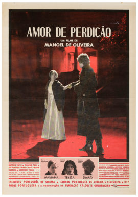 AMOR DE PERDICAO [DOOMED LOVE] (1978)