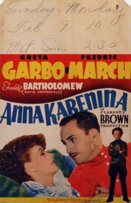 ANNA KARENINA (1935) - 5