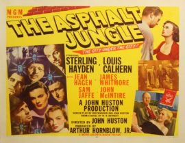 ASPHALT JUNGLE, THE (1950)
