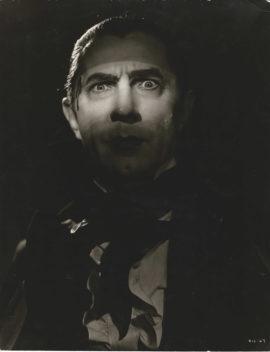 BELA LUGOSI PORTRAIT FOR MARK OF THE VAMPIRE (1935)
