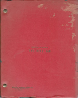 BELL JAR, THE (1979) Original Script