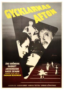 Ingmar Bergman's GYCKLARNAS AFTON [SAWDUST AND TINSEL] (1953)