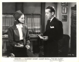 BIG SLEEP, THE (1946) 636-80