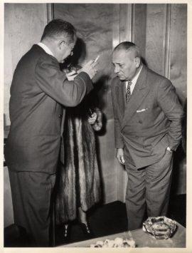 BILLY WILDER, ERICH VON STROHEIM / SUNSET BOULEVARD (1950)