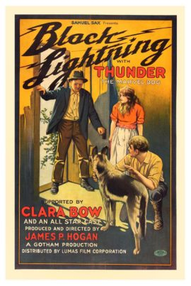 BLACK LIGHTNING (1924)