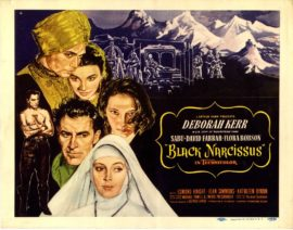 BLACK NARCISSUS (1947) - 2