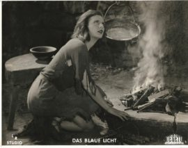 BLAUE LICHT, DAS [BLUE LIGHT, THE] (1932; 1937 reissue) - 1