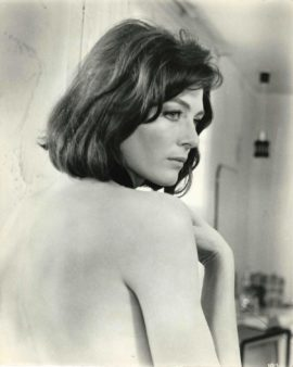 VANESSA REDGRAVE / BLOW-UP (1966) European release-only still