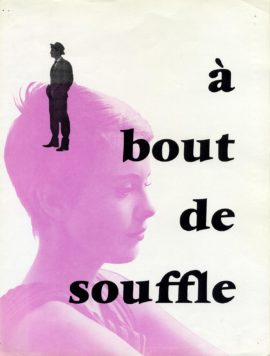 BREATHLESS [À BOUT DE SOUFFLE] (1960)