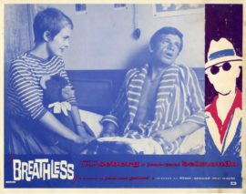 BREATHLESS [A BOUT DE SOUFFLE] (1960)