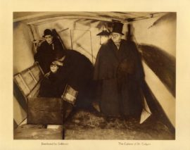 CABINET OF DR. CALIGARI, THE [DAS CABINET DES DR. CALIGARI] (1921) - 1
