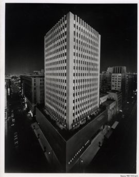 CALIFORNIA BANK BUILDING, LOS ANGELES (1960)