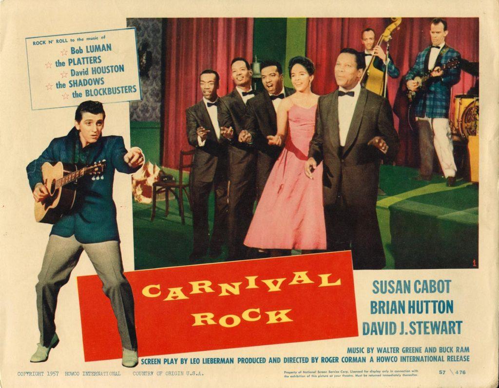CARNIVAL ROCK (1957) | WalterFilm