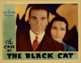 CASE OF THE BLACK CAT, THE (1936)