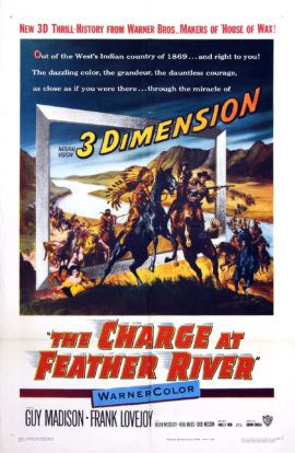 CHARGE AT FEATHER RIVER, THE (1953)