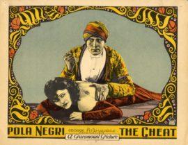 CHEAT, THE (1923) - 1