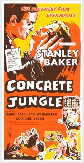 CONCRETE JUNGLE, THE (1960)