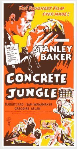 CONCRETE JUNGLE, THE (1960)