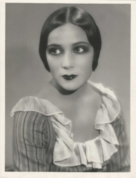DOLORES DEL RIO BY RUTH HARRIET LOUISE (1928)