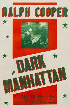 DARK MANHATTAN (1937)