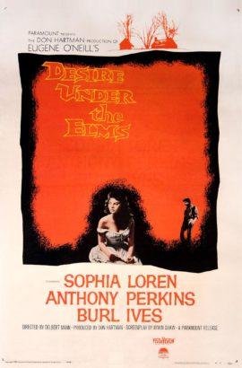 DESIRE UNDER THE ELMS (1958)