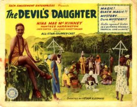 DEVIL'S DAUGHTER, THE (1939)