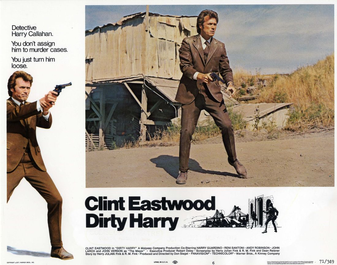 DIRTY HARRY (1971) | WalterFilm