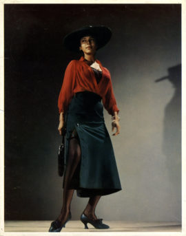 PORGY AND BESS/DOROTHY DANDRIDGE COLOR PHOTO (1959)