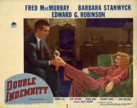 DOUBLE INDEMNITY (1944) - 3