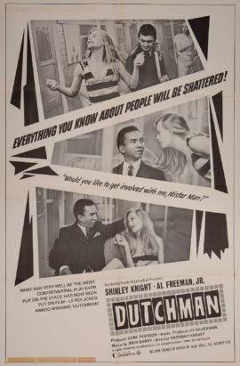 DUTCHMAN (1967)