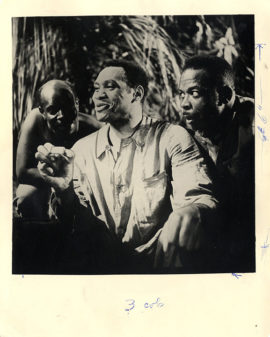 EMPEROR JONES, THE/ PHOTO BY SHALITT (1933)