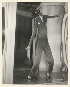 FRED ASTAIRE FUN HOUSE PHOTO FROM A DAMSEL IN DISTRESS (1937)