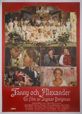 FANNY AND ALEXANDER [FANNY OCH ALEXANDER] (1982)