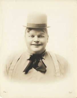 FATTY ARBUCKLE FOR THE BUTCHER BOY (1917)