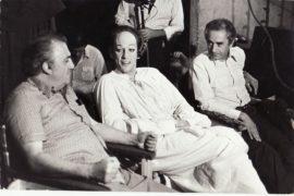 FEDERICO FELLINI DIRECTING / CASANOVA (1976)