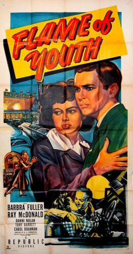 FLAME OF YOUTH (1949)