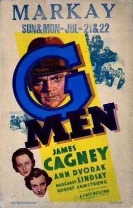 G-MEN (1935)