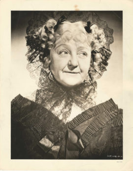 GONE WITH THE WIND -T29- LAURA HOPE CREWS AS AUNT PITTYPAT HAMILTON