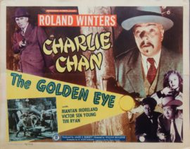 CHARLIE CHAN IN THE GOLDEN EYE [THE GOLDEN EYE] (1948)