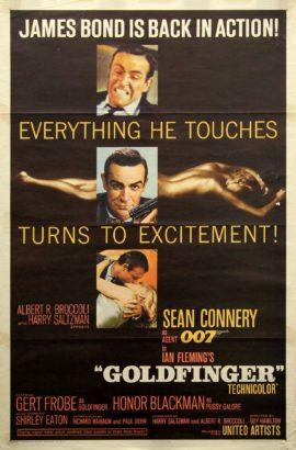 GOLDFINGER (1964)