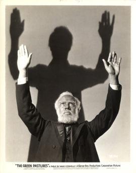 GREEN PASTURES, THE/PORTRAIT OF REX INGRAM (1936)