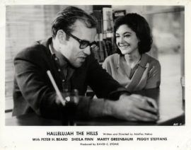 HALLELUJAH THE HILLS (1963) PHOTOGRAPHS