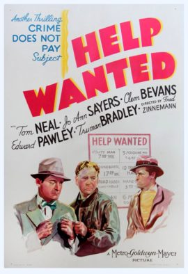 HELP WANTED (1939)