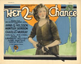 HER SECOND CHANCE (1926)