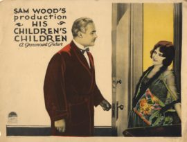 HIS CHILDREN'S CHILDREN (1923)